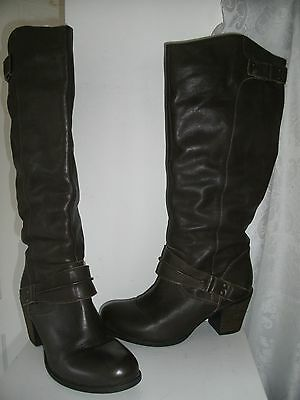 how to make leather boots wider