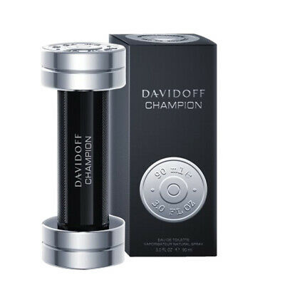 Davidoff Champion for Men Eau de Toilette 90ml Spray