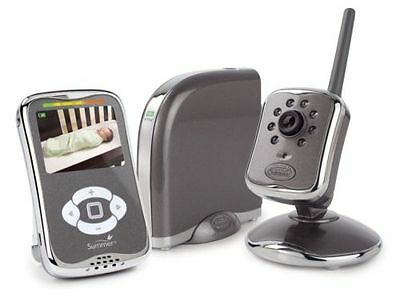 New Summer Infant Connect Plus Internet Monitor System 29020 NO CHARGERS