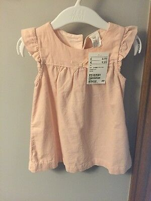 Brand New With Tags H&M Baby Girls 4-6 Months (3-6 Months)