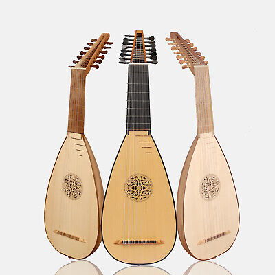 New Heartland Travel Lutes, Right Handed And Left Handed Lute , Travel Lute