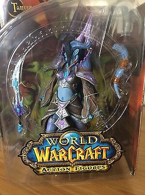 Draenei Mage : Tamuura World of Warcraft action figures serie 3