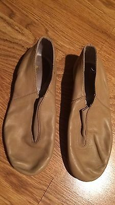 Jazz Shoes By Bloch Girls Size 4 Good Condition