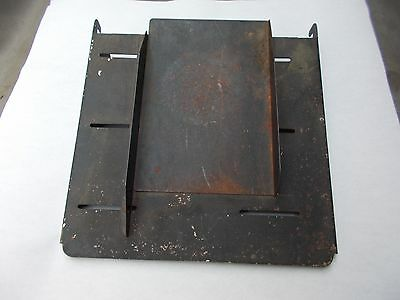 American Multigraph Model 100 Paper Feed Tray