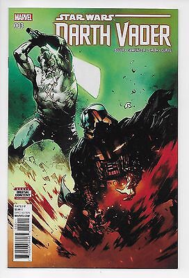STAR WARS DARTH VADER #3 SOLD OUT MARVEL  7/12/17 NEW 1st JEDI HOT (NM/NM+)  !!