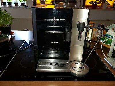 siemens eq 7 kaffeevollautomat espressomaschine. Black Bedroom Furniture Sets. Home Design Ideas