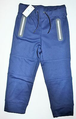 Boys 3T Baby Gap Athletic Pants Navy New w tags