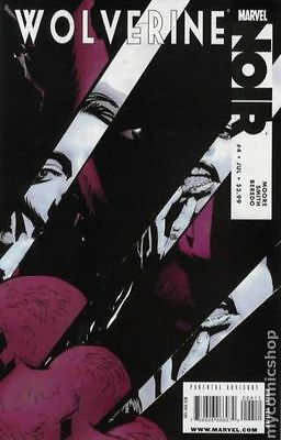 Wolverine Noir #4A VF Marvel Comic (MR-4)