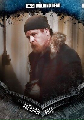 STOIC BLUE WAVE 2 ABRAHAM FORD The Walking Dead Card Trader Digital