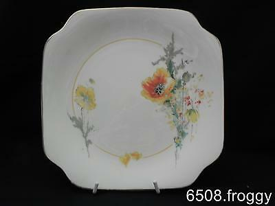 Early ROYAL DOULTON  -c1930's **SHIRLEY** V1814 - CAKE PLATE - Excellent