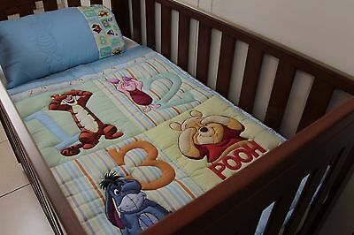 Quilt Baby Winnie the Poo and Me & Pillow case