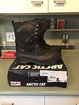 Arctic Cat Powerline Boots
