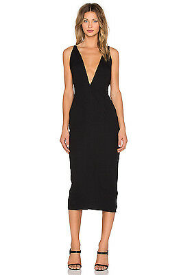 Maurie & Eve, Black Dress, Size 6, Brand New with Tags
