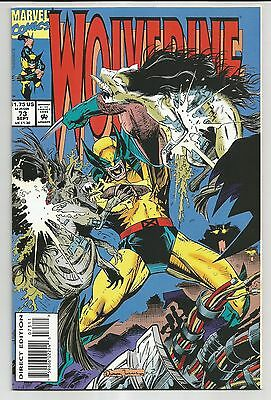 Wolverine #73 (1993) - The Formicary Mound