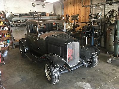 1930 Ford Model A 5 Window Coupe 1930 Ford Model A Coupe