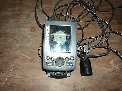 lowrance elite4 fish finder