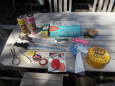 Vintage 5 & 10 Cent Store Items, Country Store Items