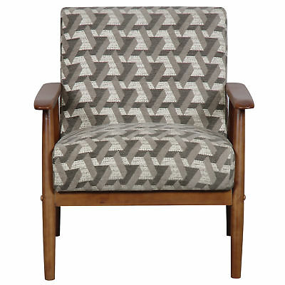 Izabella Wood Frame Armchair Langley Street Free Shipping High Quality