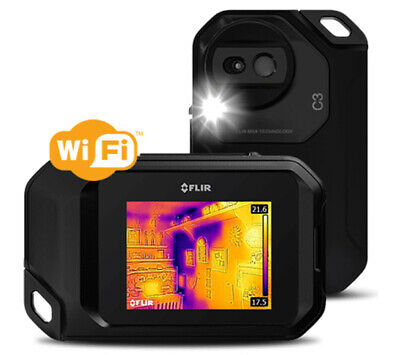 FLIR C3 Compact Pocket Thermal Imaging Camera with Wifi