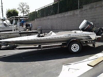 No Reserve! Free Shipping! 150Hp Engine Outboard Motor Boat!