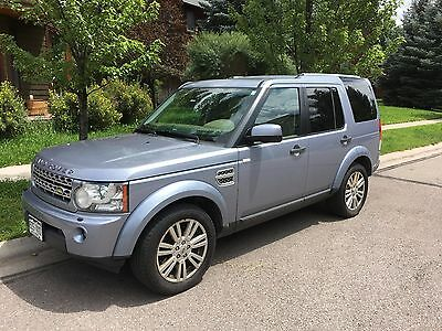 2010 Land Rover LR4 HSE LUX Very Good Condition Land Rover LR4 HSE LUX