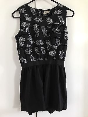 Girls Size 12 Playsuit