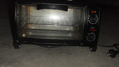 """""""SUNBEAM"""" Small Mini Oven Toaster, Bake and Grill"""
