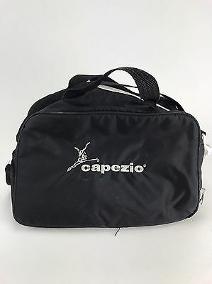 Capezio Dance Duffle Bag Small Black Case For Shoes Fast Free Shipping