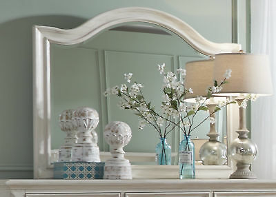 Trenton Arched Wood Framed Dresser Mirror Rosecliff Heights Free Shipping