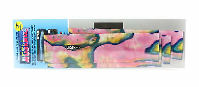 Jigskinz JZABPK-S4 Abalone Pink 140 x 70mm x 4 pieces Small (3268)