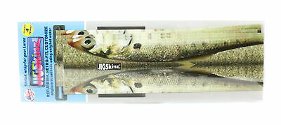 Jigskinz JZRLMH-XL4 RL Menhaden 230 x 130mm x 4 pieces X-Large (7806)