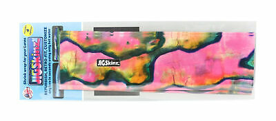 Jigskinz JZABPK-XL4 Abalone Pink 230 x 130mm x 4 pieces X-Large (3299)
