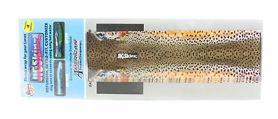 Jigskinz JZRLBT-L4 RL Brown Trout 200 x 110mm x 4 pieces Large (8058)