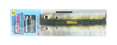 Jigskinz JZRLTF-PXL4 PRL Threadfin 140 x 85mm x 4 pieces Pro-X-Large (1028)