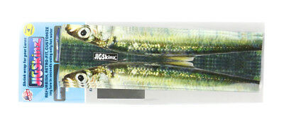 Jigskinz JZRLBBH-XL4 RL BlueBack Herring 230 x 130mm x 4 pieces X-Large (7615)