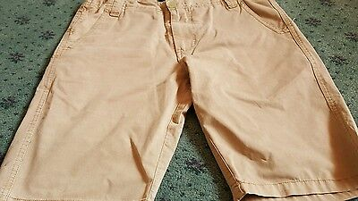 Industrie Boys Cargo Shorts Size 14