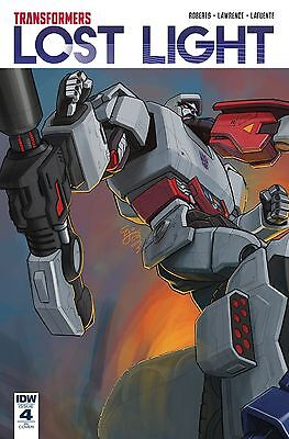 Transformers Lost Light #4 Comic Rare 1:10 Incentive Cover
