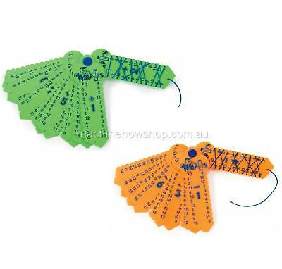 Learning Wrap Ups Addition Subtraction Math Educational Number School Numeracy