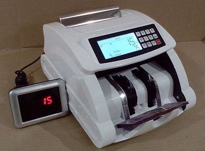 COMMERCIAL MONEY COUNTER - AUS5700R   with VALUE FUNCTION + RECHARGEABLE