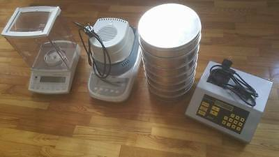 Water analysis lab equipment RRP 3000 pounds NO RESERVE
