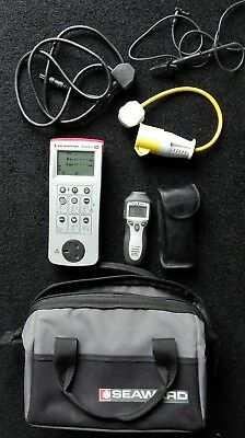 Seaward Primetest 250+  PAT Tester -with Microwave tester, leads-bag- free post