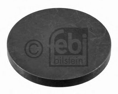 OE FEBI Bilstein Adjusting Disc, valve clearance TAPPET SHIM 18447 /  - Single