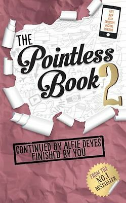 The Pointless Book 2 by Alfie Deyes (Paperback, 2015)