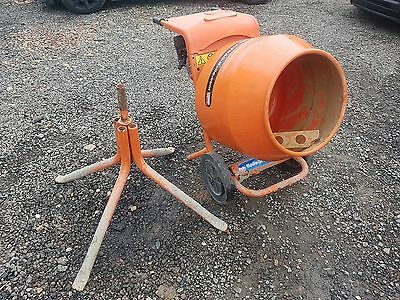 Petrol Belle Minimix 150 Cement Mixer With The GX120 Honda Engine
