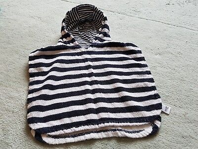 Unisex Poncho Towel Size 0-6 Months