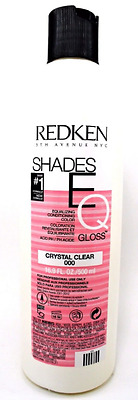 Redken Shades EQ Crystal Clear 000 16.9 oz