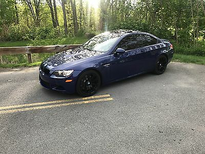 2008 BMW M3 Base Coupe 2-Door UPER CLEAN 1 OWNER M3! RARE COLOR COMBO
