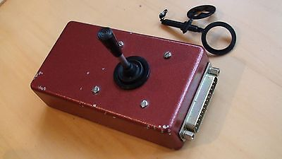 JOYSTICK SWITCH - RS 332-105 with diecast case and BBC micro interface