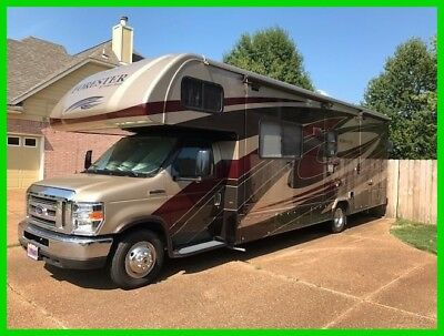 2017 Forest River Forester 2861DS Class C RV, 31-ft, 2 Slides, 1 Awn, Sleeps 6