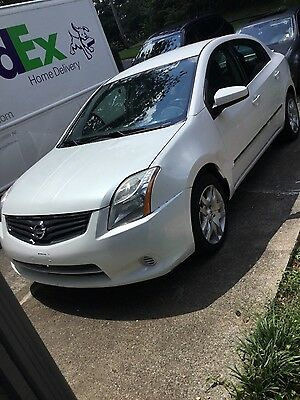 2012 Nissan Sentra  Very good car and run great